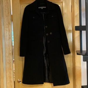 Kenneth Cole long winter coat